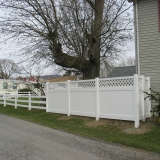 Long Lasting Maintenance Free Vinyl Fencing Fence King